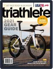 Triathlete Magazine (Digital) Subscription March 1st, 2021 Issue
