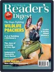 Readers Digest Australia (Digital) Subscription March 1st, 2021 Issue