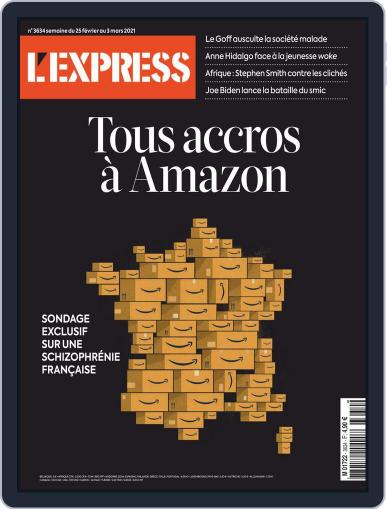 L'express (Digital) February 25th, 2021 Issue Cover