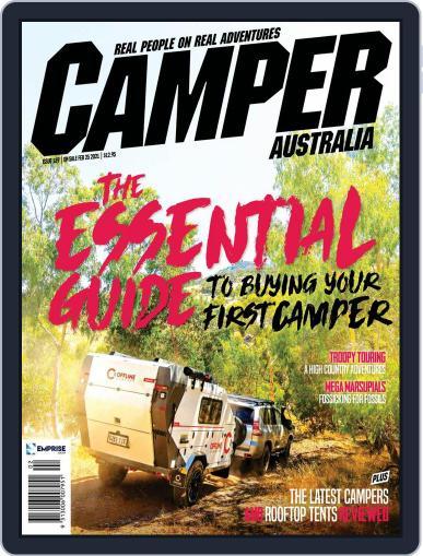 Camper Trailer Australia (Digital) February 1st, 2021 Issue Cover