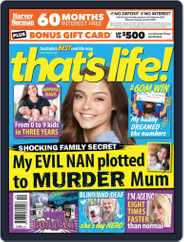 that's life! (Digital) Subscription March 4th, 2021 Issue