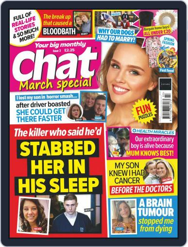Chat Specials March 1st, 2021 Digital Back Issue Cover