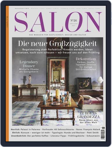 Salon (Digital) February 1st, 2021 Issue Cover
