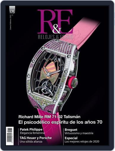 R&E - Relojes & Estilo (Digital) January 1st, 2021 Issue Cover