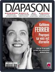 Diapason (Digital) Subscription March 1st, 2021 Issue