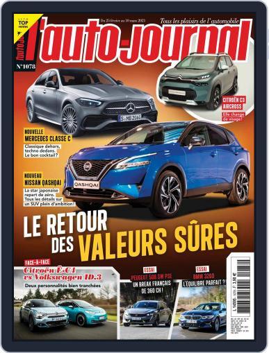 L'auto-journal (Digital) February 25th, 2021 Issue Cover