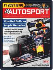 Autosport (Digital) Subscription February 18th, 2021 Issue