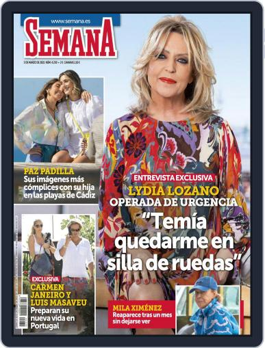 Semana (Digital) March 3rd, 2021 Issue Cover