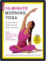 10 Minute Morning Yoga Magazine (Digital) Subscription February 18th, 2021 Issue
