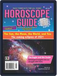 Horoscope Guide (Digital) Subscription May 1st, 2021 Issue