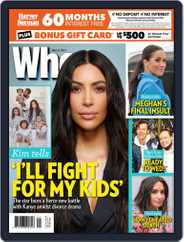 WHO (Digital) Subscription March 8th, 2021 Issue