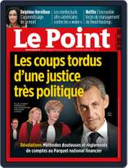 Le Point (Digital) Subscription February 25th, 2021 Issue