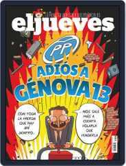 El Jueves (Digital) Subscription February 23rd, 2021 Issue