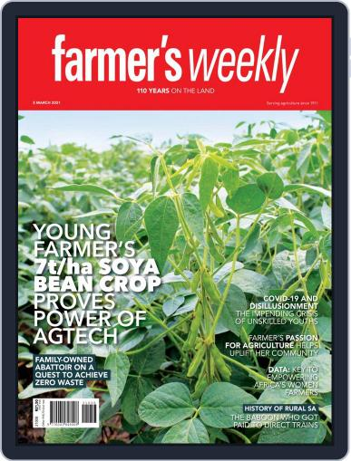 Farmer's Weekly March 5th, 2021 Digital Back Issue Cover