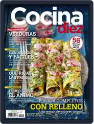 COCINA DIEZ (Digital) Subscription March 1st, 2021 Issue