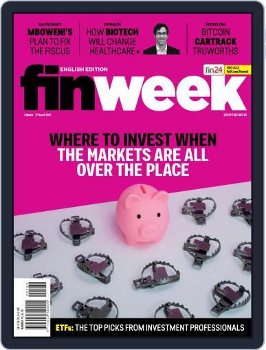 Finweek - English (Digital) March 4th, 2021 Issue Cover