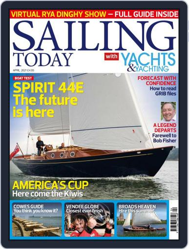 Sailing Today (Digital) April 1st, 2021 Issue Cover