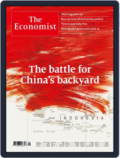 The Economist Asia Edition (Digital) February 27th, 2021 Issue Cover