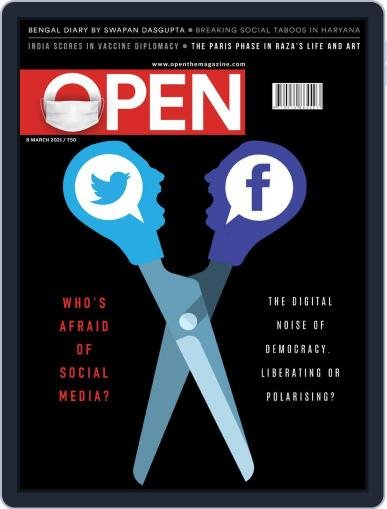 Open India February 26th, 2021 Digital Back Issue Cover