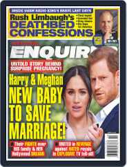 National Enquirer (Digital) Subscription March 8th, 2021 Issue