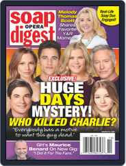 Soap Opera Digest (Digital) Subscription March 8th, 2021 Issue