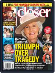 Closer Weekly (Digital) Subscription March 8th, 2021 Issue
