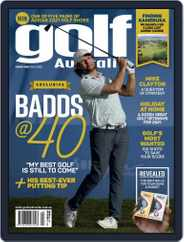 Golf Australia (Digital) Subscription March 1st, 2021 Issue