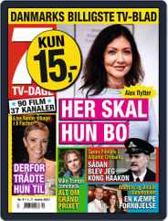 7 TV-Dage (Digital) Subscription March 1st, 2021 Issue