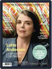 SØNDAG (Digital) Subscription March 1st, 2021 Issue