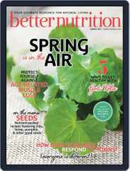 Better Nutrition Magazine (Digital) Subscription March 1st, 2021 Issue