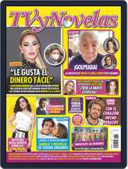 TV y Novelas México (Digital) Subscription March 1st, 2021 Issue