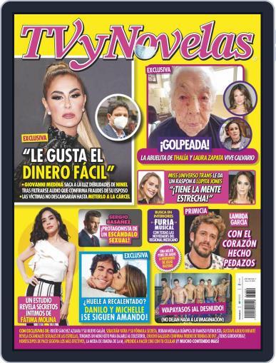 TV y Novelas México (Digital) March 1st, 2021 Issue Cover