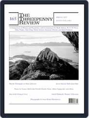 The Threepenny Review (Digital) Subscription March 1st, 2021 Issue
