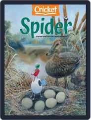 Spider Magazine Stories, Games, Activites And Puzzles For Children And Kids (Digital) Subscription March 1st, 2021 Issue