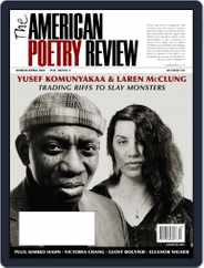 The American Poetry Review (Digital) Subscription March 1st, 2021 Issue