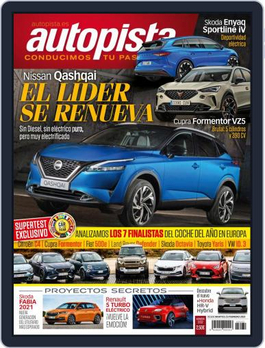 Autopista (Digital) February 23rd, 2021 Issue Cover