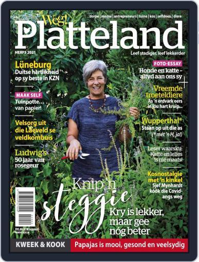 Weg! Platteland February 15th, 2021 Digital Back Issue Cover