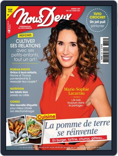 Nous Deux March 2nd, 2021 Digital Back Issue Cover