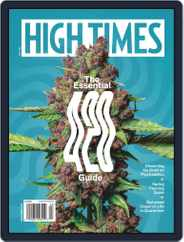 High Times (Digital) Subscription April 1st, 2021 Issue