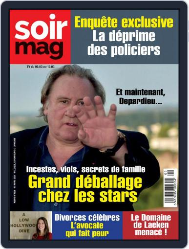 Soir mag March 3rd, 2021 Digital Back Issue Cover