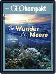 GEOkompakt (Digital) Subscription March 1st, 2021 Issue