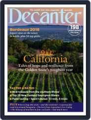 Decanter (Digital) Subscription April 1st, 2021 Issue
