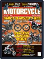 Motorcycle Sport & Leisure (Digital) Subscription April 1st, 2021 Issue