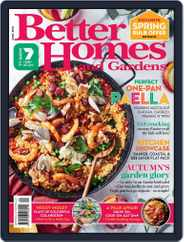 Better Homes and Gardens Australia (Digital) Subscription April 1st, 2021 Issue