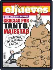 El Jueves (Digital) Subscription March 2nd, 2021 Issue