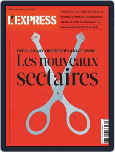 L'express (Digital) March 4th, 2021 Issue Cover