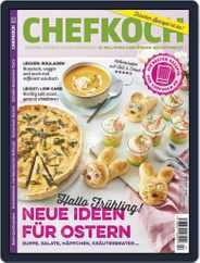 Chefkoch (Digital) Subscription April 1st, 2021 Issue