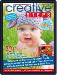 Creative Steps Magazine (Digital) Subscription February 24th, 2021 Issue