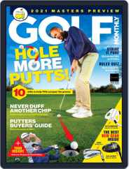 Golf Monthly (Digital) Subscription April 1st, 2021 Issue