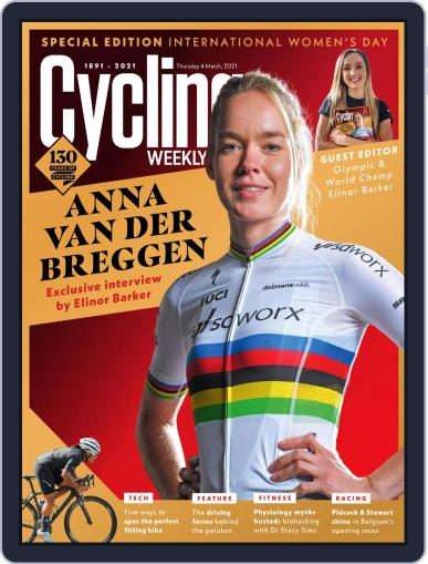 Cycling Weekly March 4th, 2021 Digital Back Issue Cover